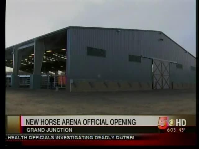 Mesa County Fairgrounds New Arena_4554681402280526984
