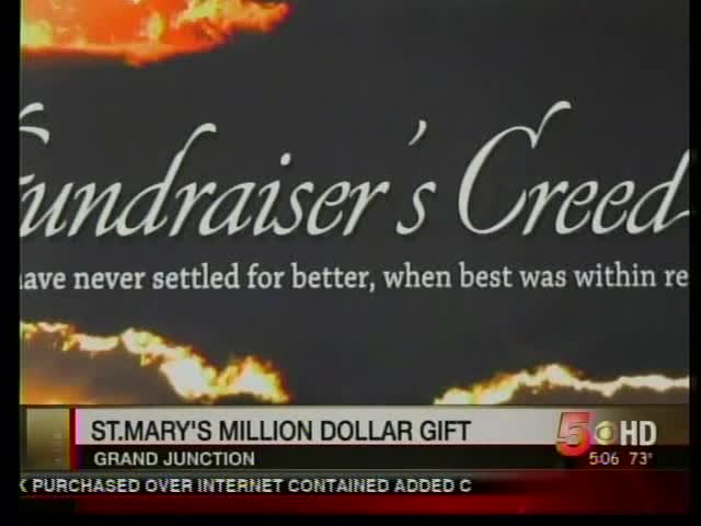 Anonymous Donor Gives $1 million to St. Mary's Hospital_2846113960932558835