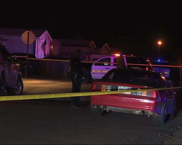 One Person Taken to Hospital After Shooting