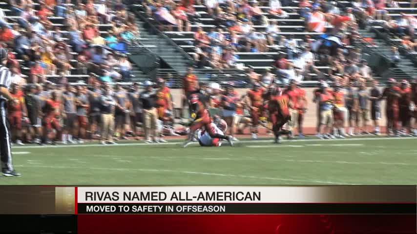 Rivas, Sheehan Named All-American