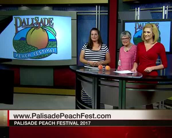 Getting Down - Peachy for the Peach Eating Contest_53066282