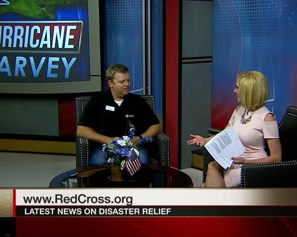 Regional Chapter of American Red Cross Sends Help to Hurric_94742866