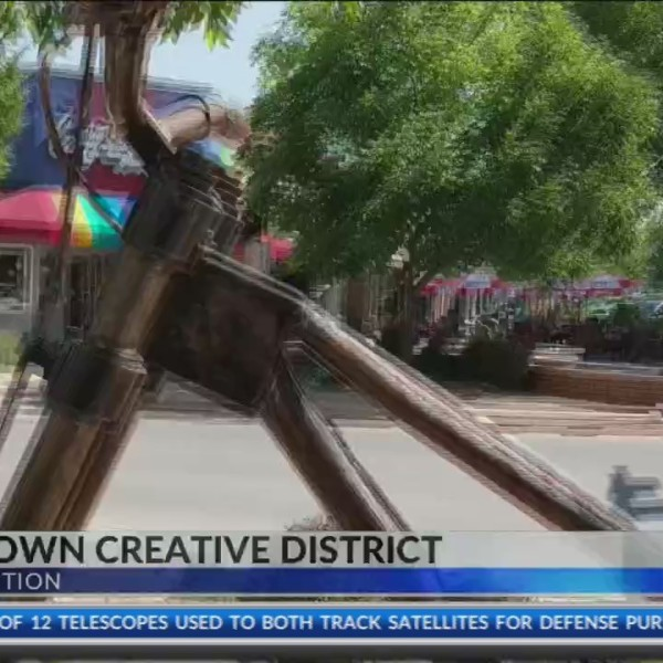 Local Group Proposes Downtown Creative District
