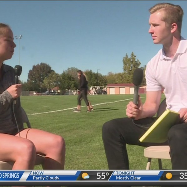 Athlete of the Month: Lindsay Parsons