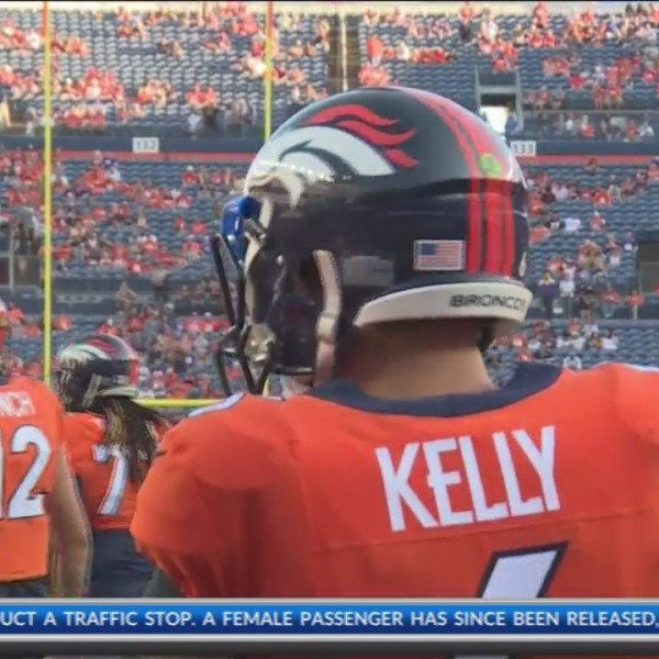 Broncos Back Up Quarterback Arrested
