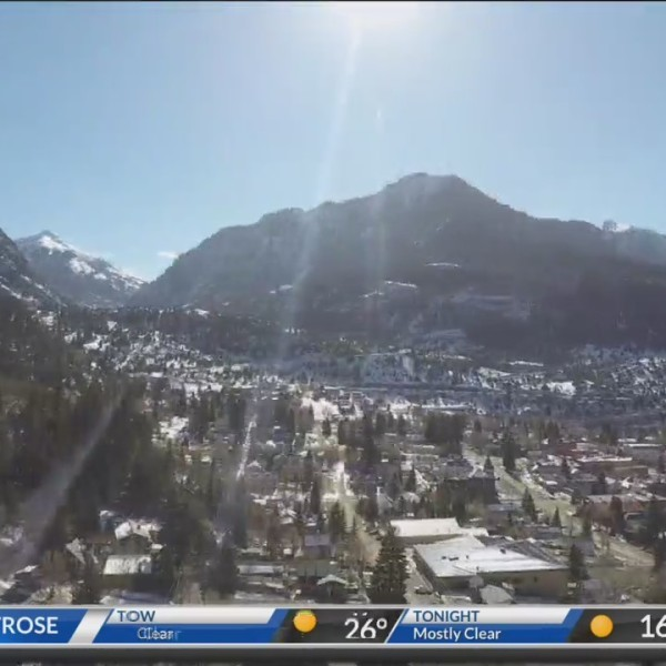 Troy's Terrific Trails: Ouray