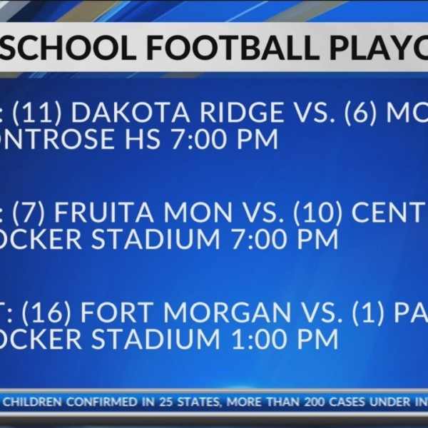 Valley Playoff Schedule