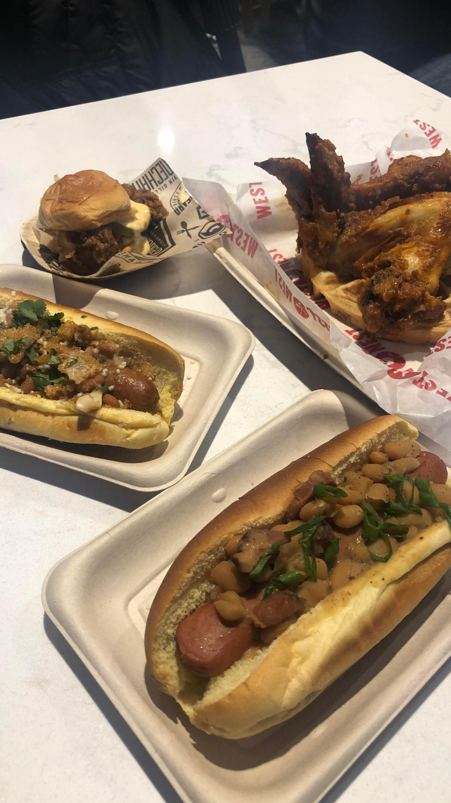Food and Beverage at Mercedes-Benz Stadium 4