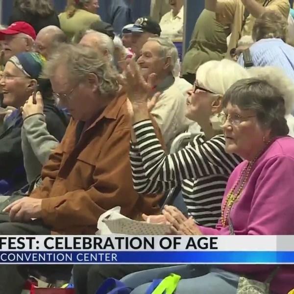 Celebrating Age At BeaconFest