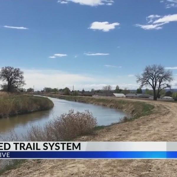 Proposed Trails Near Horizon Drive