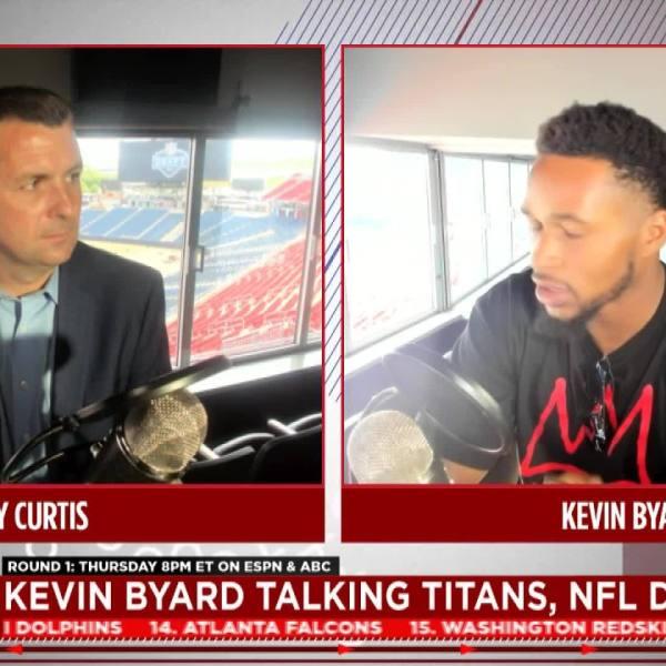 Titans' Byard: Draft defense, not quarterbacks, in first Round