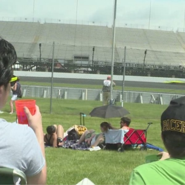 Carb Day at IMS