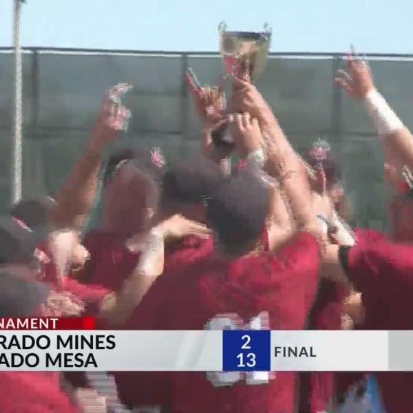 Champs Again! No. 1 CMU Baseball Dominates to Win RMAC Title
