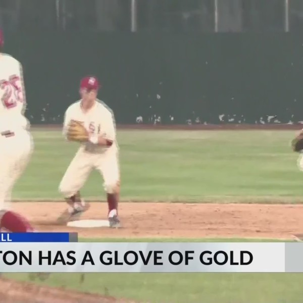 Chase's Golden Glove