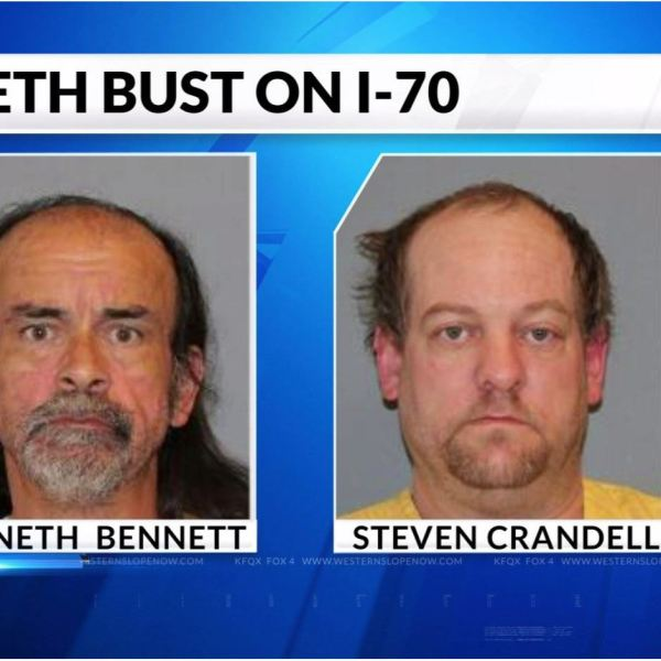 Crimes on I-70
