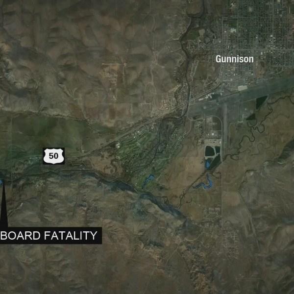Gunnison River Deaths