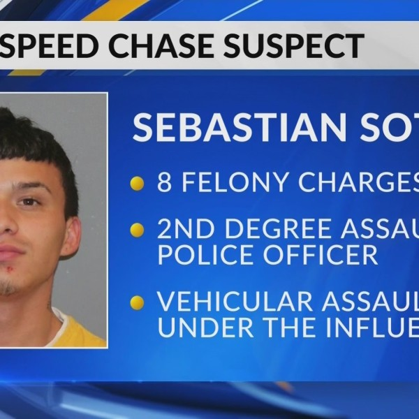 High Speed Chase Leads to High Bond