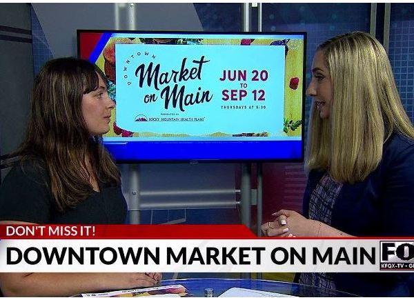 Market on Main Kicks Off Downtown