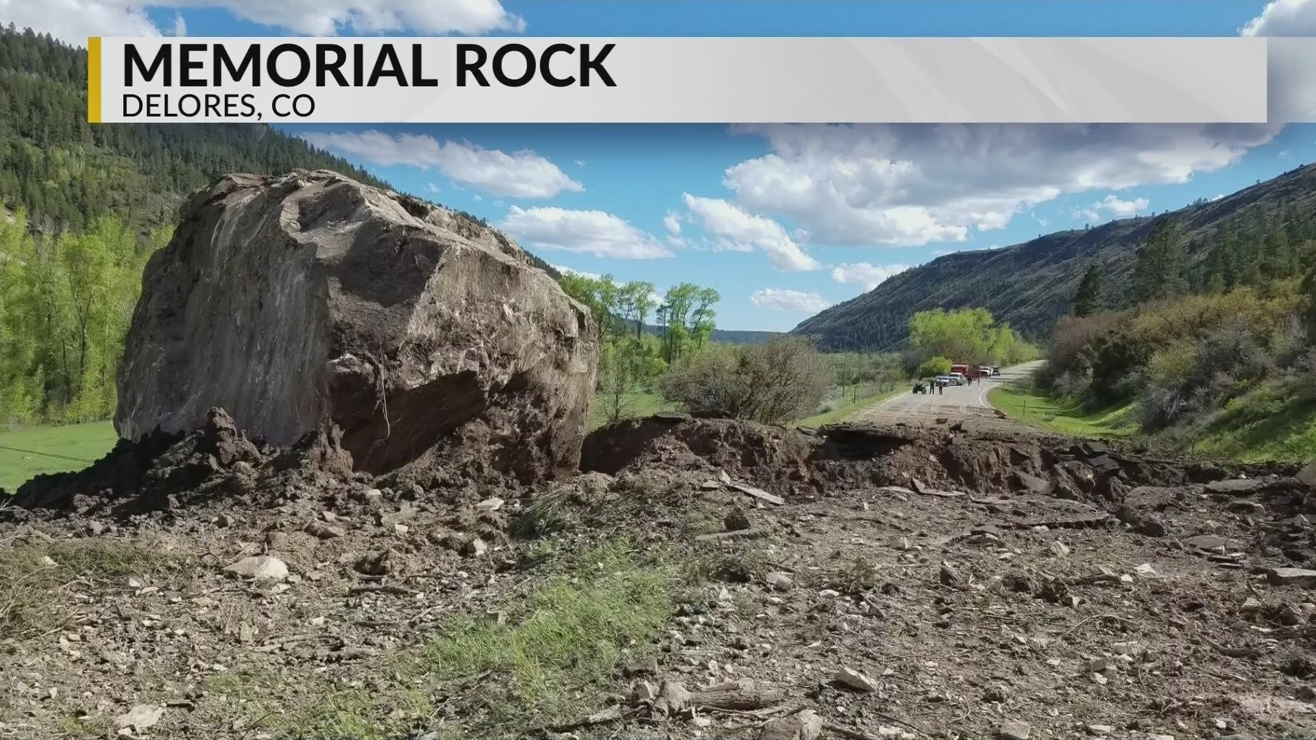 Memorial Rock To Be Built Around