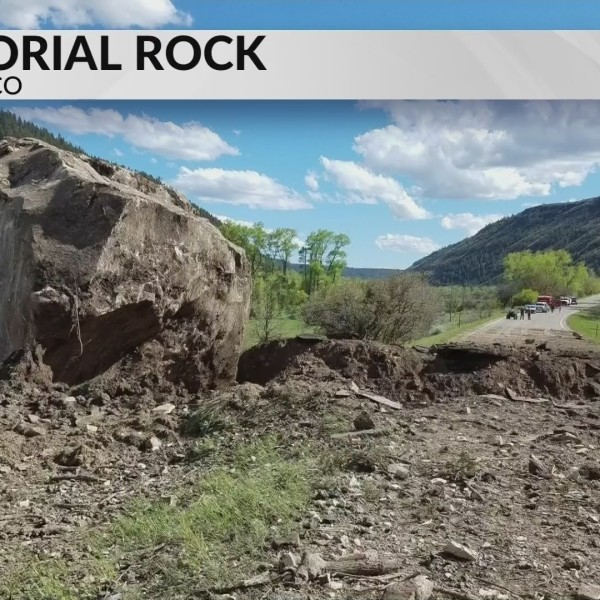 Memorial Rock To Be Built Around