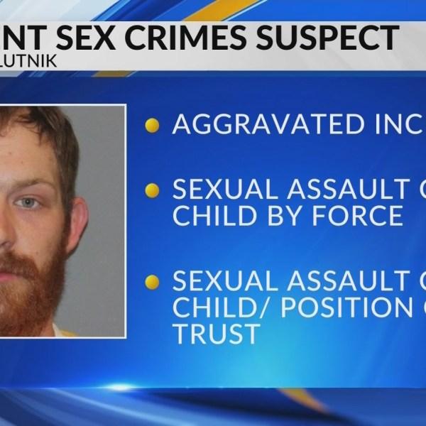 Violent Sex Crime Suspect Looks for Lower Bond